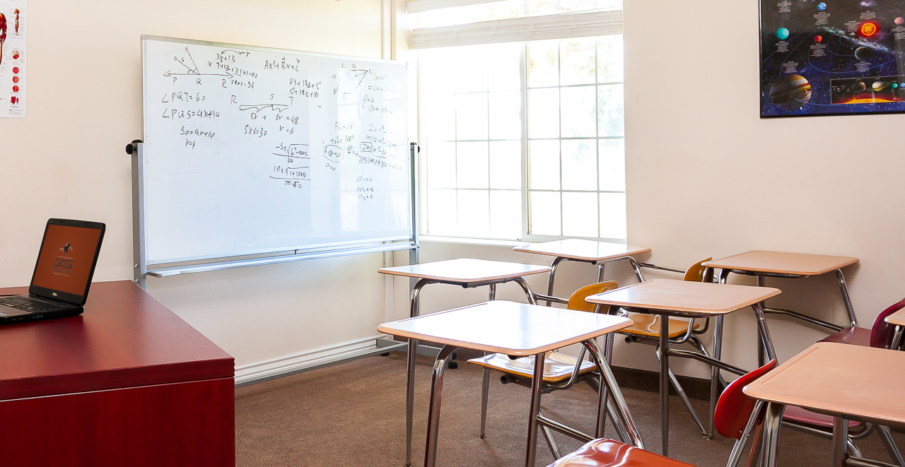 Ashcreek Ranch Academy Classroom
